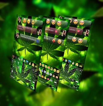 Rasta GO Keyboard Theme screenshot 4