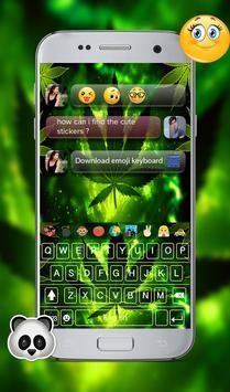 Rasta GO Keyboard Theme screenshot 9