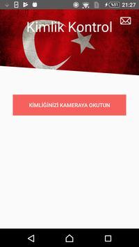 KimlikKontrol Offline poster