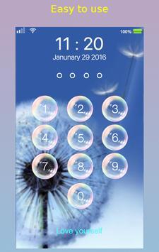 lock screen - bubble screenshot 3