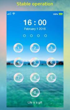 lock screen - bubble screenshot 15