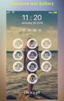 lock screen - bubble screenshot 5