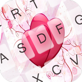 Love Hearts Keyboard icon