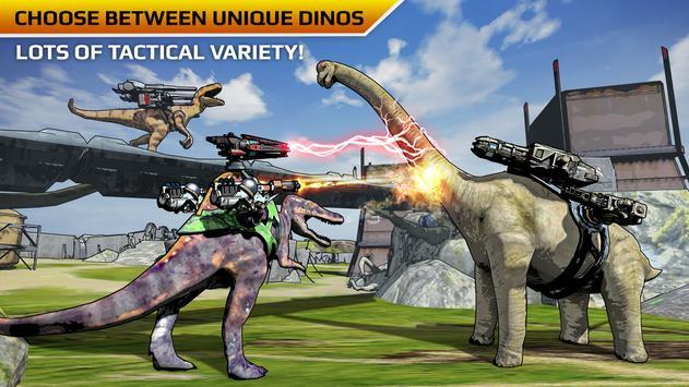 DinoSquad скриншот 10