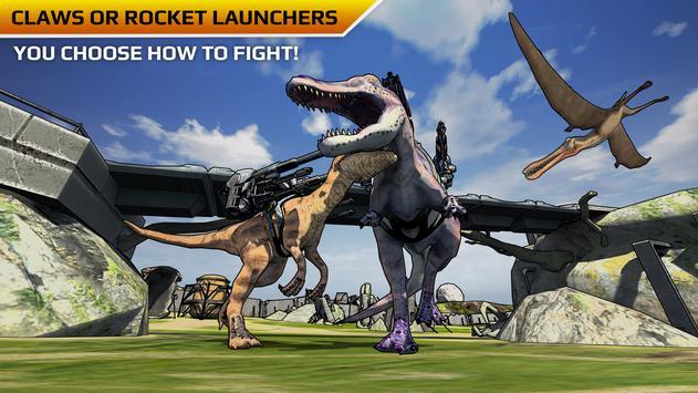 DinoSquad скриншот 5