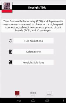 Keysight TDR apk screenshot