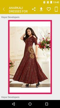 Best Anarkali Dresses screenshot 4