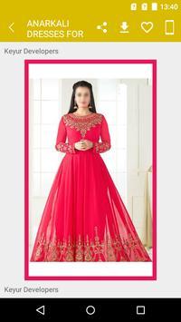 Best Anarkali Dresses screenshot 2