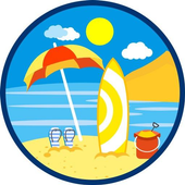 Download Free Beach Wallpapers icon