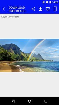 Download Free Beach Wallpapers screenshot 3