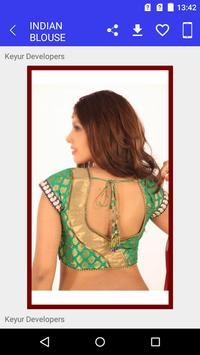 Indian Blouse Designs 2018 screenshot 4