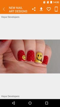 New Nail Art Designs screenshot 2