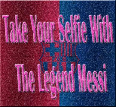 Selfie With Messi! apk screenshot