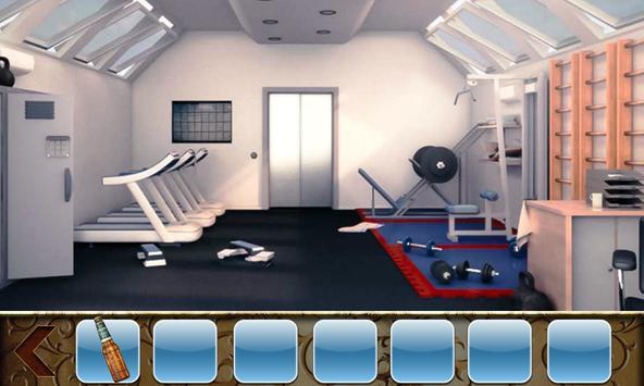 Can U Escape Room poster