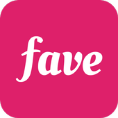 Fave - Deals & Cashback-icoon