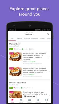 Fave - Deals & Cashback APK-screenhot