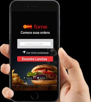 Kfome - Um lanche a cada momento screenshot 1