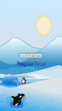 Penguins Twins poster