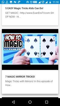Magic Tricks apk screenshot