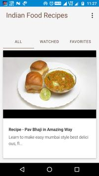 Indian food recipes apk download free food drink app for indian food recipes poster forumfinder Images