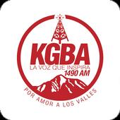 KGBA 1490 AM Radio Cristiana icon