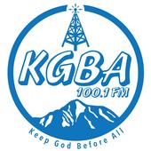 KGBA 100.1 FM Christian Radio icon