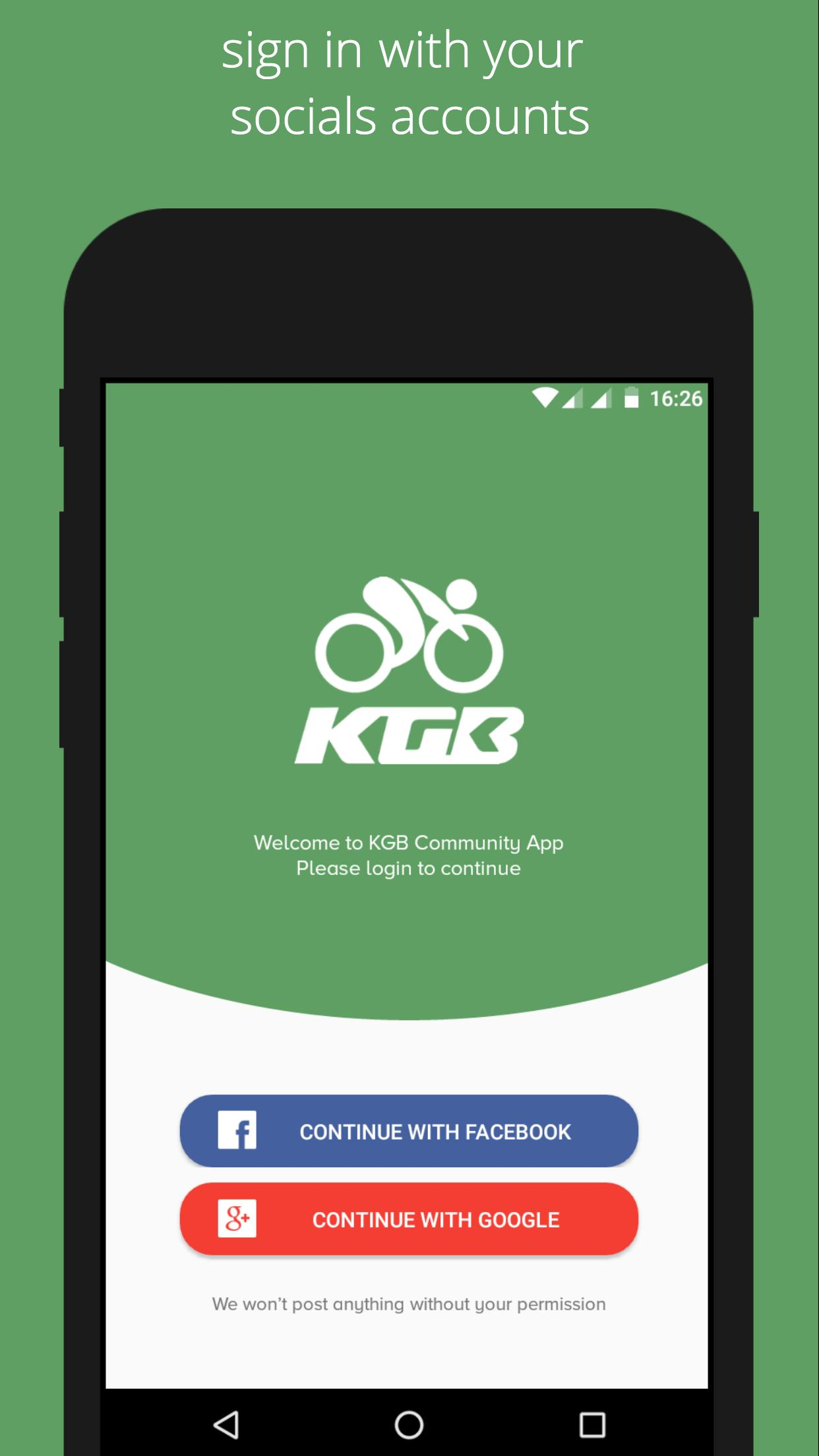 KGB for Android - APK Download
