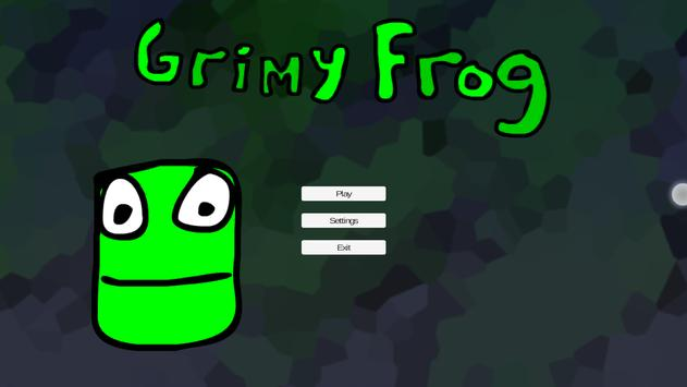 Grimy Frog poster