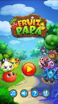 FRUIT PAPA poster
