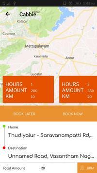 Cabbie screenshot 6
