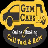 Gem Cabs - Customer icon