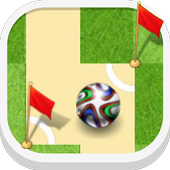The Line Footbal - The Ball icon