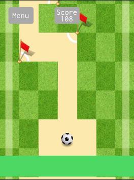 The Line Footbal - The Ball apk screenshot