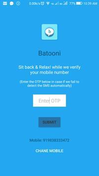 Batooni screenshot 1