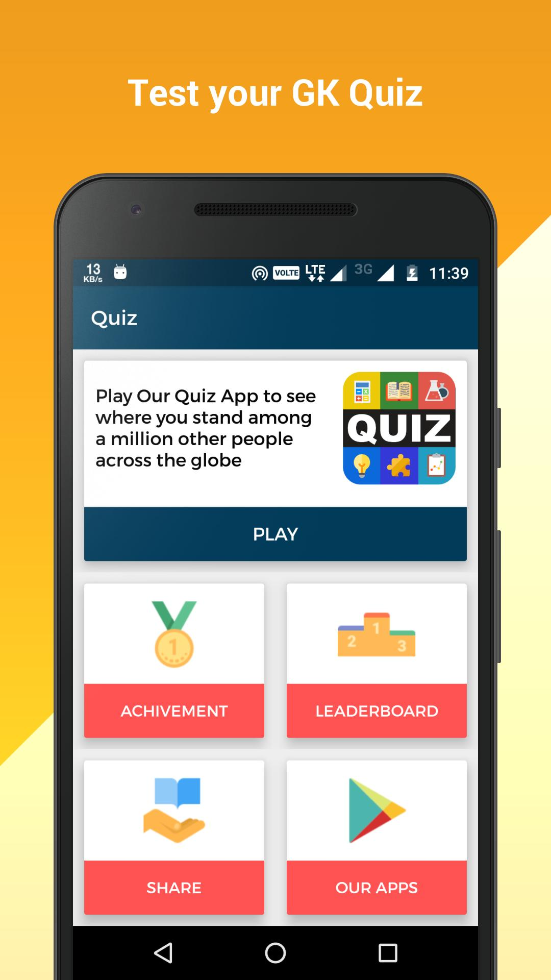 General Knowledge Quiz 2018 for Android - APK Download