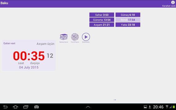 Adhan Time - Azan Time apk screenshot