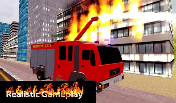 City On Fire apk screenshot