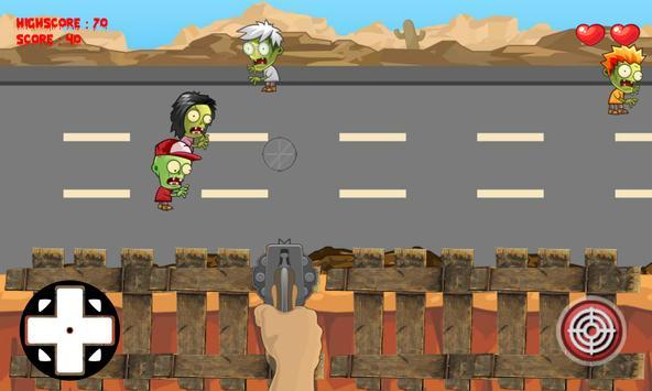 Zombie Shooter screenshot 8