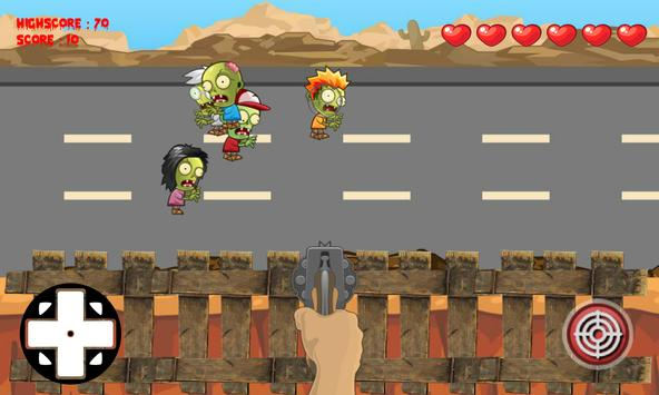 Zombie Shooter screenshot 15