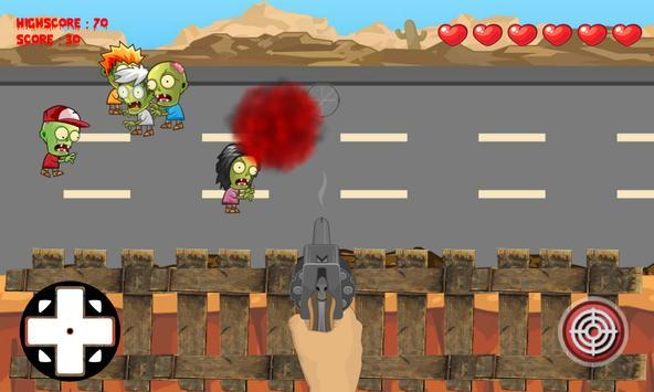 Zombie Shooter screenshot 3