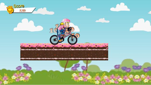 Bike Ride Princess apk screenshot