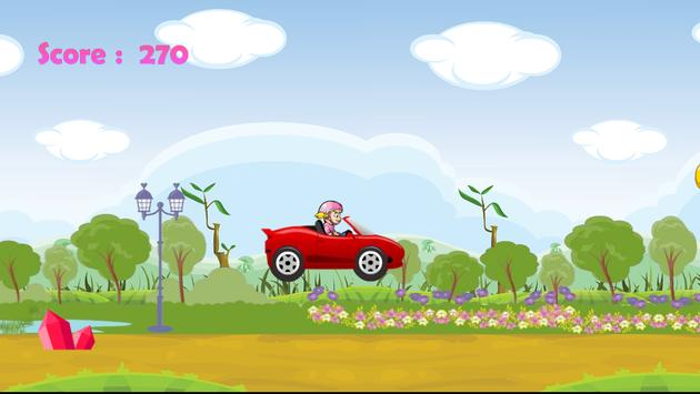 Princess Car Racing screenshot 11