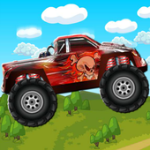 Hill Climb Monster Trucks icon