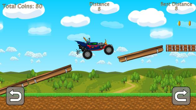 Hill Climb Monster Trucks apk screenshot