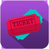 Switch the metro ticket icon