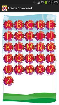 France Alphabets screenshot 1
