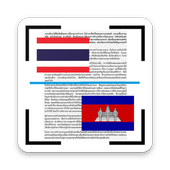 Image Scan Translator Thai Khmer icon