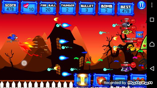 Flame Bird Fire 2 apk screenshot