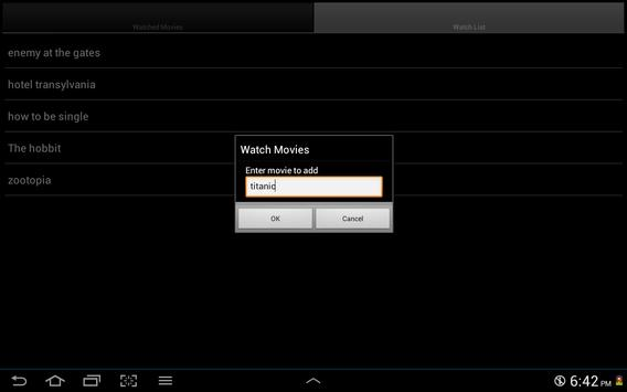 In App Purchases Demo screenshot 1