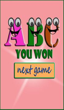 Learn ABC Alphabets for Kids apk screenshot